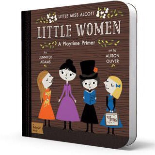 Little Women Board Book
