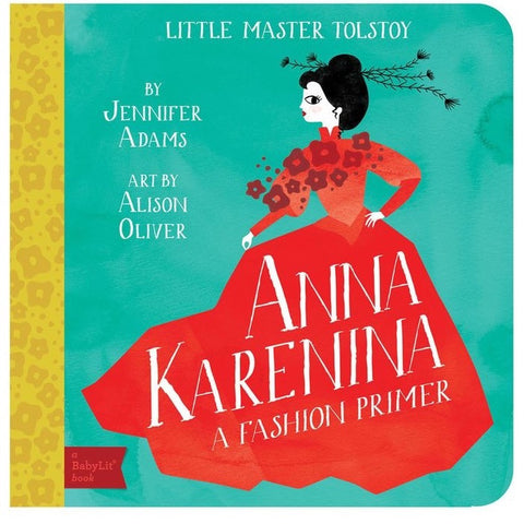 Anna Karenina Board Book