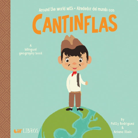 Lil Libros Cantinflas Book