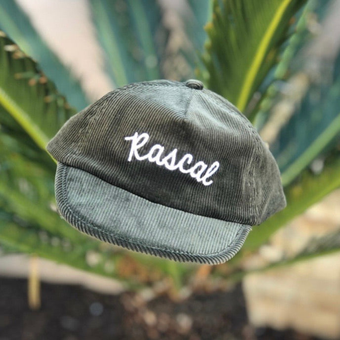 Rascal Co. Corduroy Hat