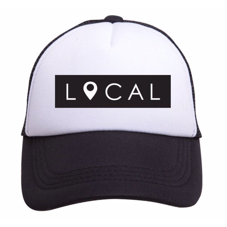 Tiny Trucker Local Hat