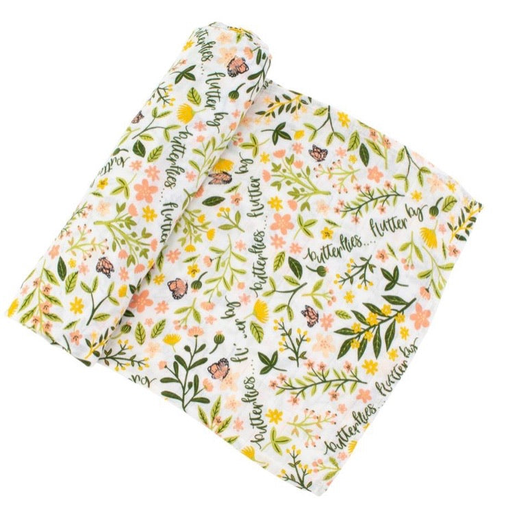 Flutterby Swaddle