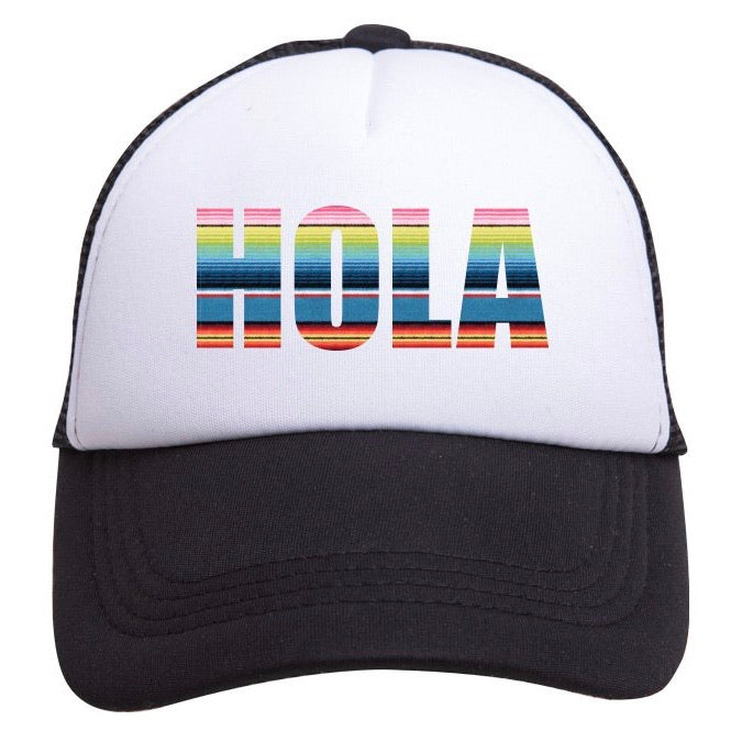 Tiny Trucker Hola Hat