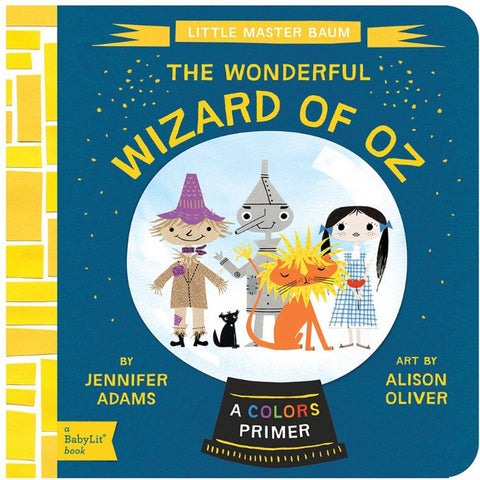 Wizard of Oz Board Book