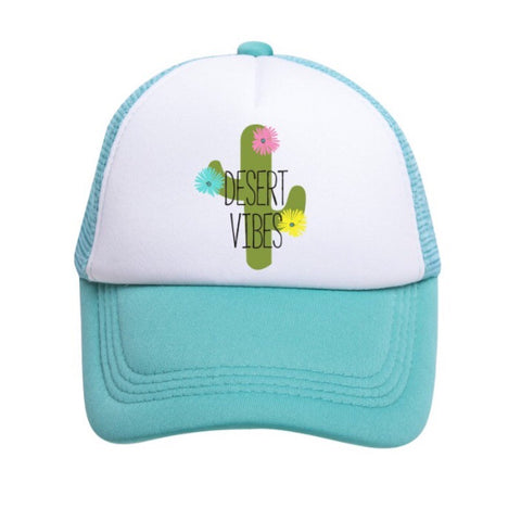 Tiny Trucker Desert Vibes Hat