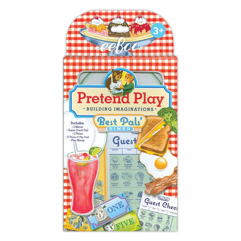 Pretend Play Diner