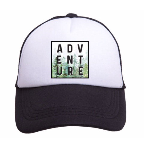 Tiny Trucker Adventure Hat