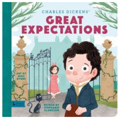 Great Expectations Story Book