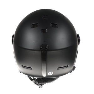 Skiing Helmet with Visor