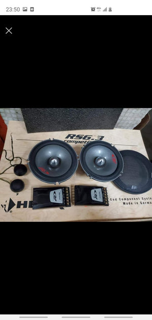 Alpine 汽車音響一套 Car stereo one set $2500