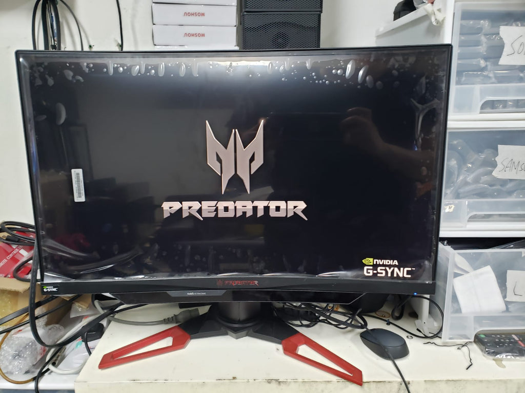 Acer 27吋 27inch Z271 1080p 144hz Tbmiphzx G-snyz 曲面電競顯示器  Gaming monitor $2000