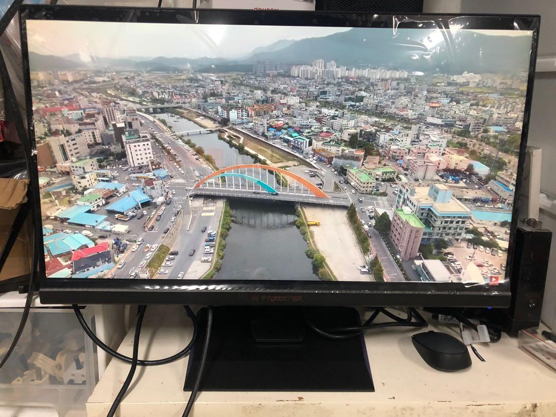 Acer 27吋 27inch XB272 bmipzr 240hz G-SNYC 無邊框電競顯示 Gaming monitor (有喇叭,  Speaker) $2600