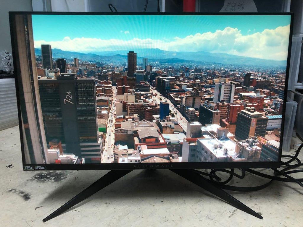 Dell 25吋 25inch AW2518H 1080p 240hz 電競顯示器 monitor $2800