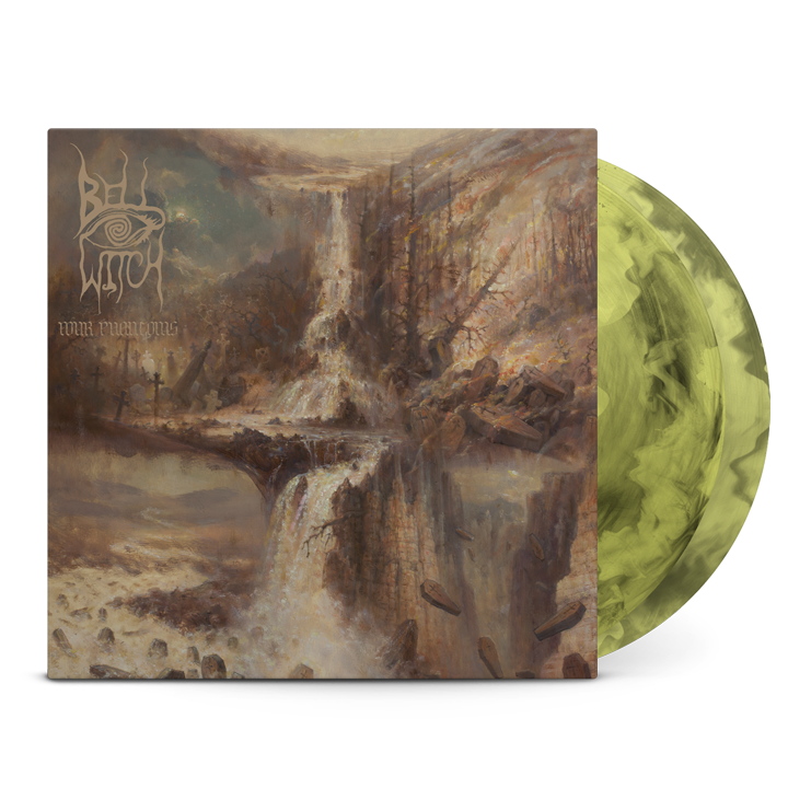 BELL WITCH - Four Phantoms - 2xLP Coloured