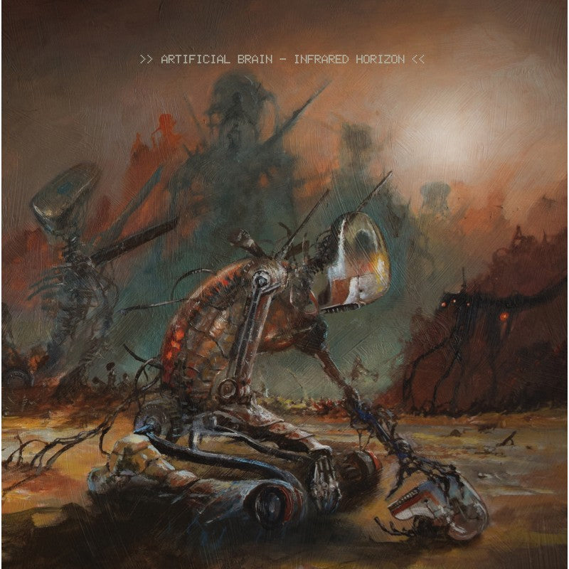ARTIFICIAL BRAIN - Infrared Horizon - CD