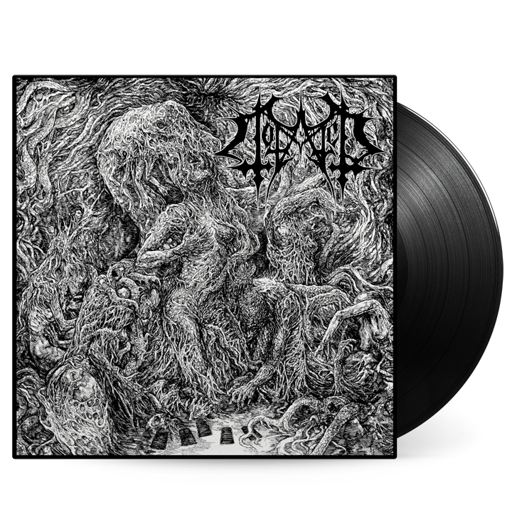 TOTALED - Lament LP (Black)