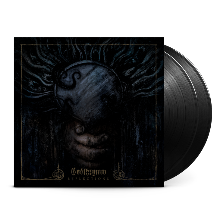 GODTHRYMM - Reflections (LP) Black Vinyl