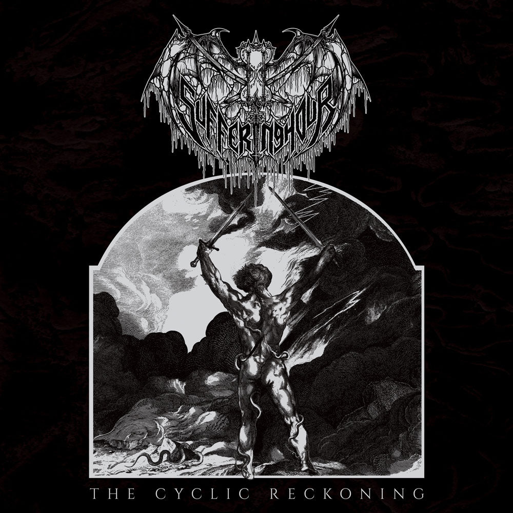 SUFFERING HOUR - The Cyclic Reckoning CD