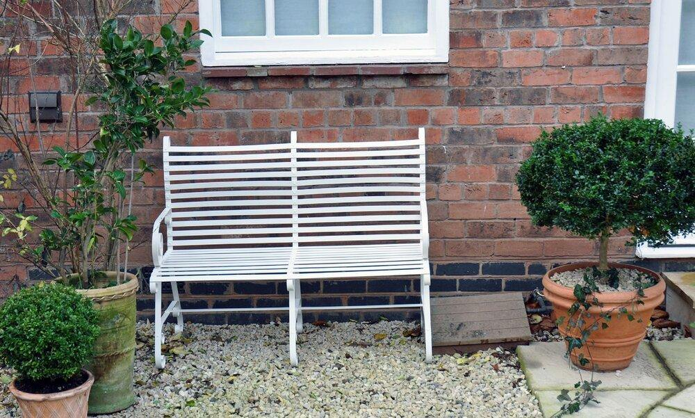 1.2m Country Style Two Seat Bench. (4ft)