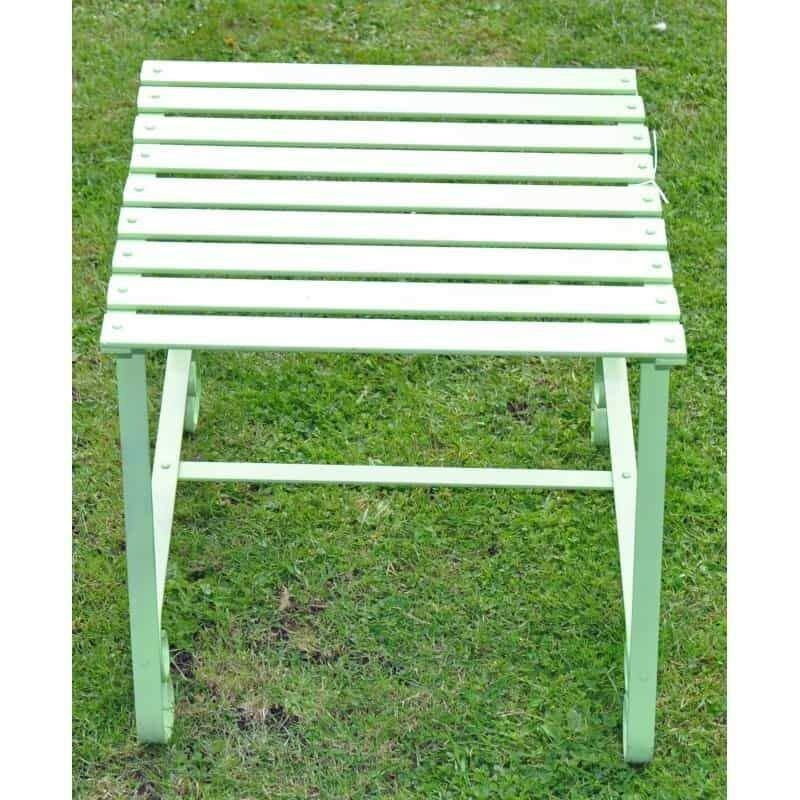 Sturdy Handmade Outdoor Table