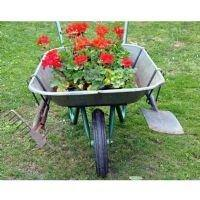 Wheelbarrow Tools Holder