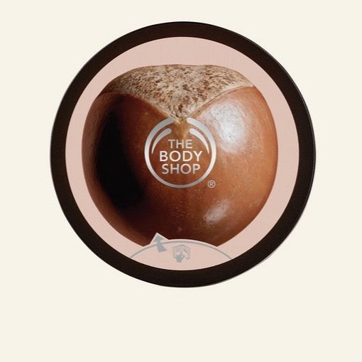 Body Shop body scrub Nigeria