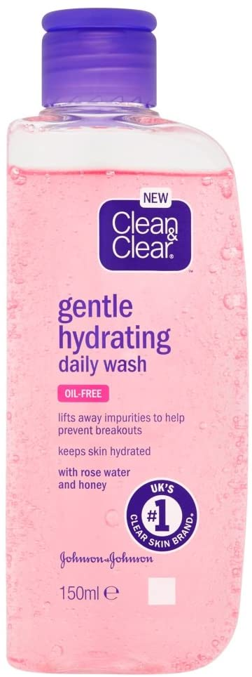 Gentle Hydrating Daily Wash 150ml