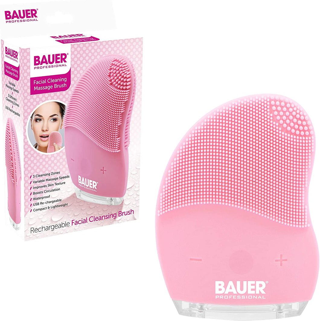 Bauer Professional 39199 Facial Cleansing Brush