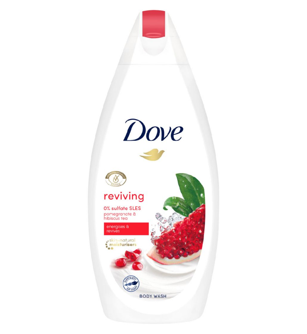 Dove Reviving Body Wash 450ml