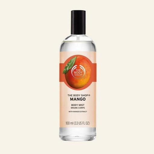 mango body mist bodyshop