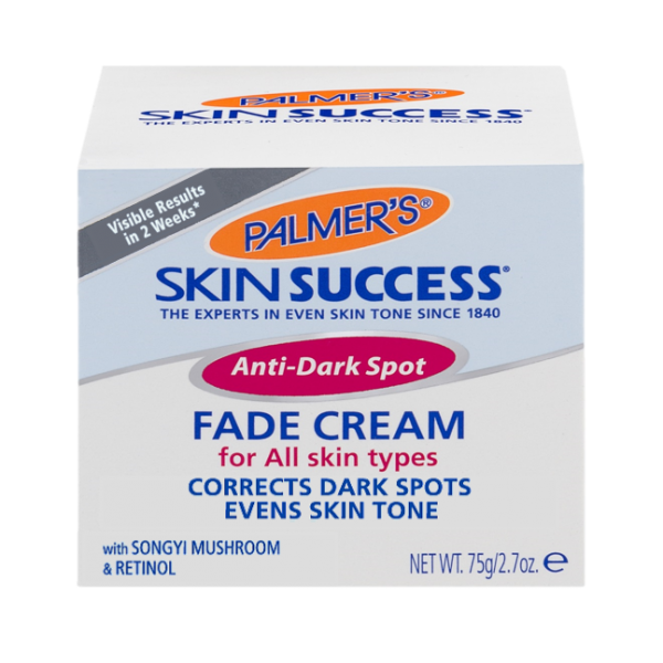 Palmer's Anti-Dark Spot Fade Cream for all skin types 75g