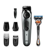 Load image into Gallery viewer, Braun Beard Trimmer BT7220 Men Beard Trimmer & Hair Clipper Nigeria