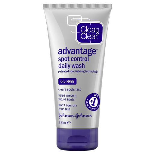 CLEAN & CLEAR® Advantage Daily Wash