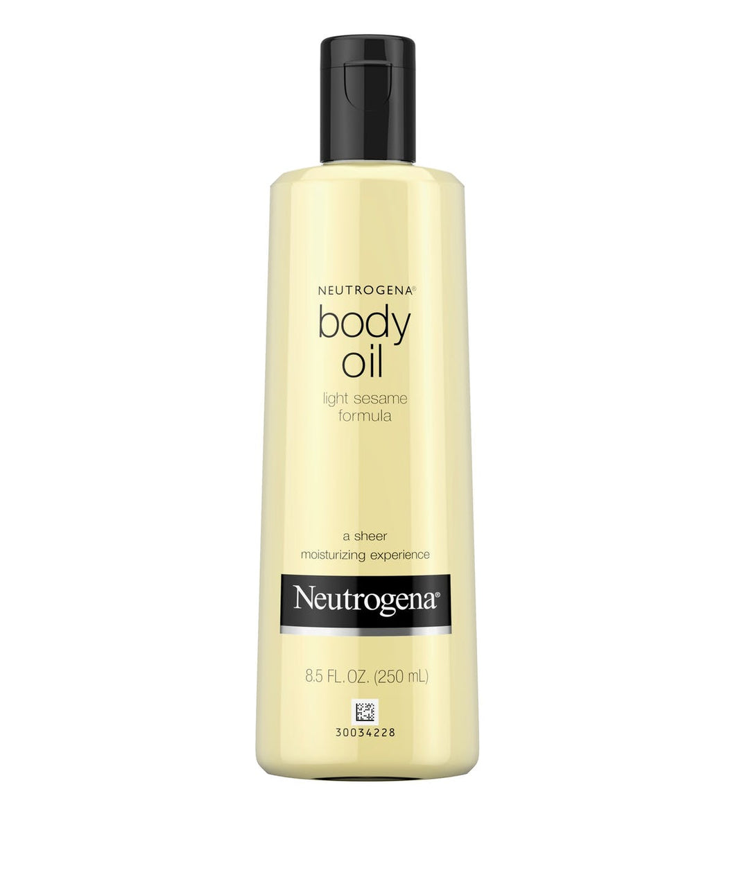 Neutrogena Body Oil – Original Scent Body Oil – 250ml 8.5 Oz