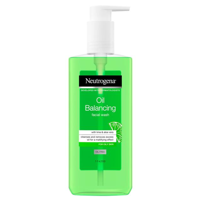 Neutrogena Nigeria oil balancing wash