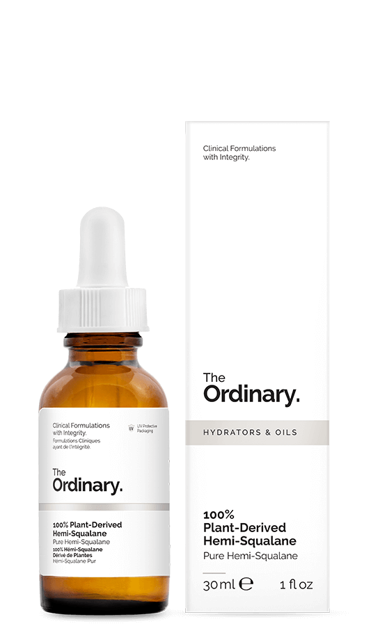 The Ordinary 100% Plant-Derived Hemi-Squalane 30ml Anti-Aging