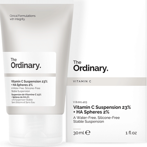 the ordinary Nigeria vitamin C serum