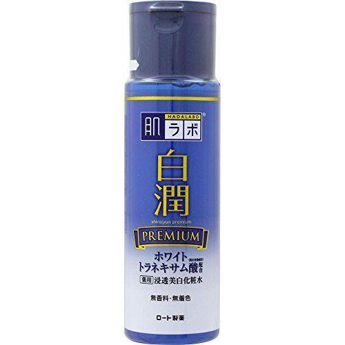 Rohto Hada Labo Shirojyun Premium Whitening Lotion 170ml