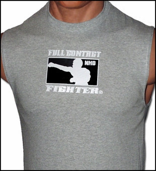FCF NHB Sleeveless Tee - Grey