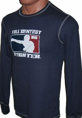 FCF NHB Vintage Logo Thermal - Navy