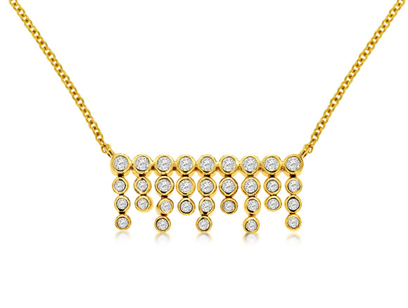 DIAMOND NECKLACE (C8171D)