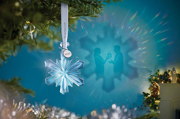 Mini Snowflake Ornament 2.5
