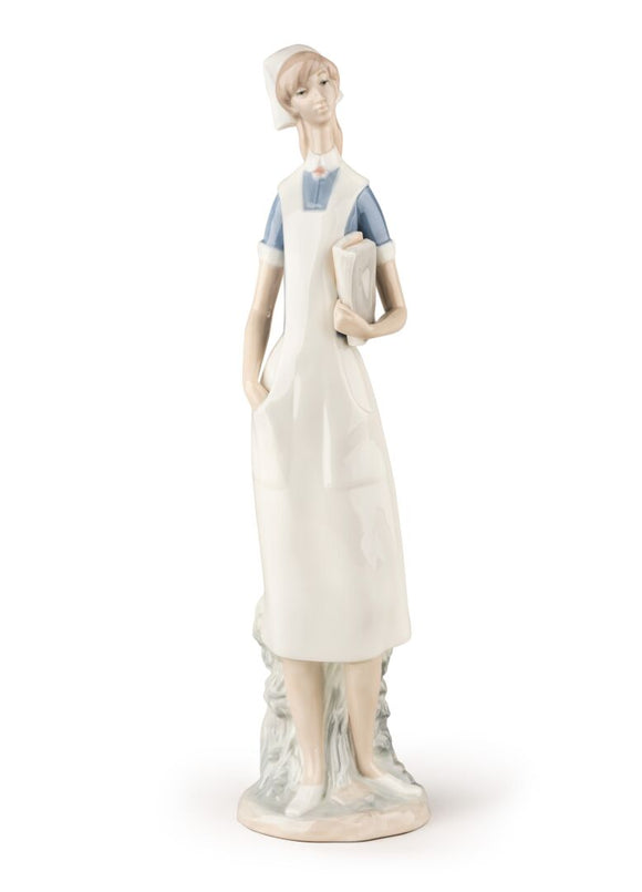 Nurse Figurine