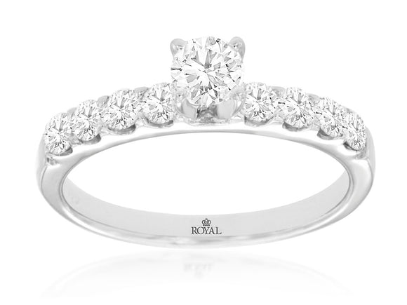 DIAMOND ENGAGEMENT RING (W3805E)