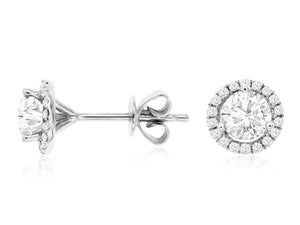 DIAMOND EARRING (WC6404D)