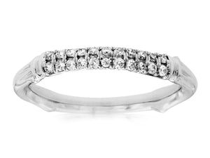 DIAMOND WEDDING BAND (WC7675D)