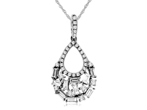 DIAMOND PENDANT (WC7741D)