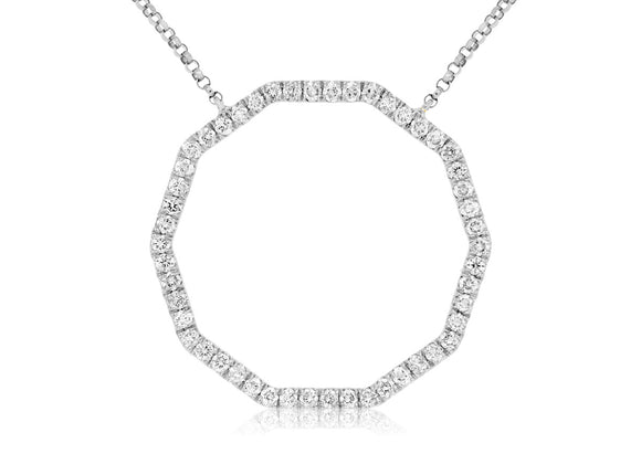 DIAMOND NECKLACE (WC7924D)