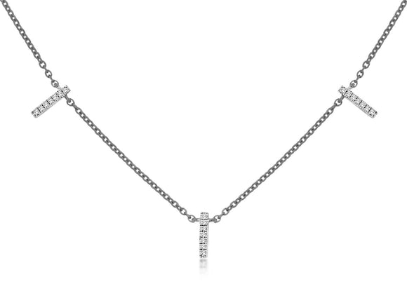 DIAMOND NECKLACE (WC8157D)