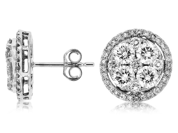 DIAMOND EARRING (WC8275D)